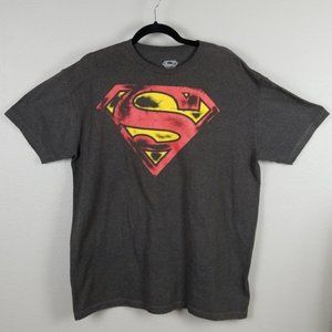 Superman Tee Shirt Size XL
